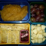 Turkey Sandwich, Applesauce and More