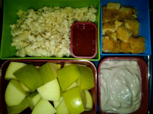 Macaroni and Cheese, Quorn Nuggets and More