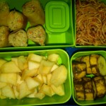 Chicken Spring Rolls, Banana Bits and More