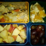 Turkey Pot Pie, Diced Organic Apples and More