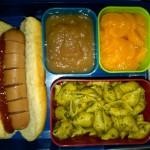 Mandarin Oranges, Hot Dog and More