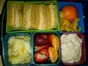 Turkey & Cheese Sandwich, Mashed Potatoes and More