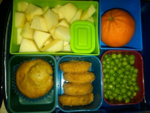 Quorn Nuggets, Organic Peas and More