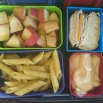 Turkey and Cheese Sandwich, Pesto Pasta and More