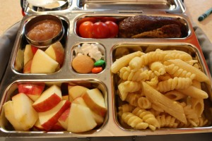 Macaroni and Cheese, Diced Apples and More