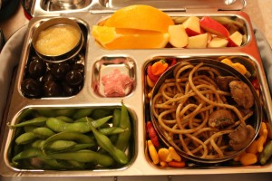 Noodles, Apples and More
