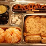 Tofurkey and Chreese Sandwich, Perfect Clementines and More