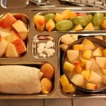 Grapes, Peaches, Applesauce and More