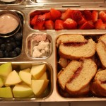 Peanut Butter and Jelly Roll, Strawberries and More
