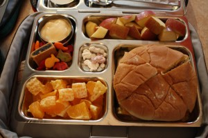 Oranges, Apples, and Ham and Cheese
