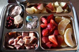 Strawberries, Oranges, Apples, Oh My