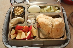 Big Bun Sandwich, Hard-Boiled Egg and More