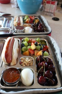 Lunch Train