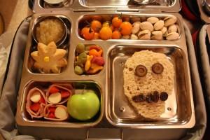 Skeleton Lunch