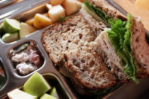 Turkey Sandwich Made your Lunch