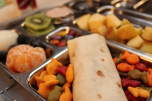Burrito, Goldfish, & Kiwi