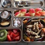 Pasta Salad, Kiwi & Delish