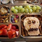 Skeleton Lunch