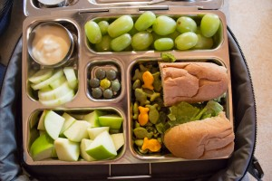 Green Lunch Made Your Lunch