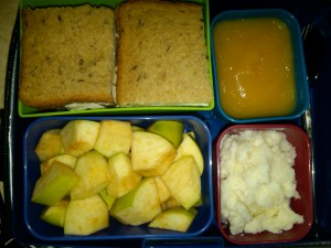 Turkey Sandwich, Mashed Potatoes and More