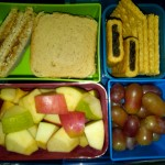 Tiny PB&Js, Red Table Grapes and More