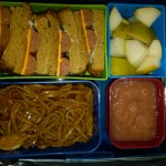 Hot Dog Sandwich, Chinese Tofu Noodles and More