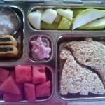 Dino Sandwiches, Watermelon and More