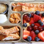 Leftover Pizza, Fruit Salad and More