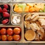 PB & J Bites, Cherry Tomatoes and More