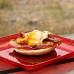 Bacon & Egg Breakfast Bagel