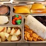 Black Bean and Cheese Burrito, Orange Slices and More