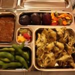 Edamame, Pesto Tortillini and More