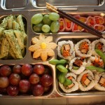 Sushi Rolls, Daisy Cookie and More