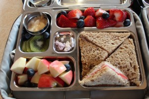 Triangle No Crust Sandwich Made Your Lunch
