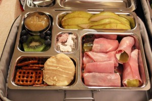 Ham & Pickle rolls Made Your Lunch
